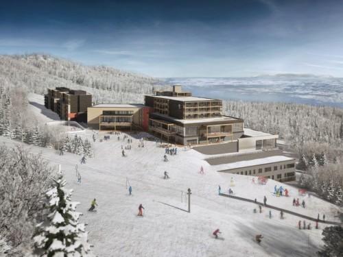 L'ouverture du Club Med Charlevoix reportée à décembre 2021