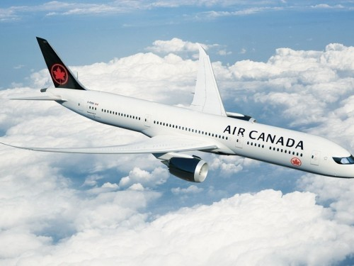 Air Canada nommée meilleur transporteur familial en Amérique du Nord aux prix Wherever 2019