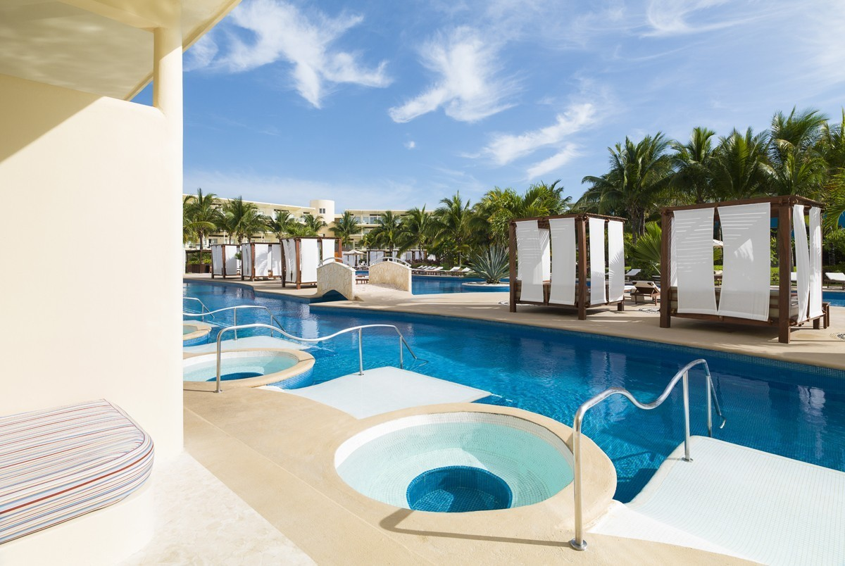 PHOTOS : Rénovations terminées au Azul Beach Resort Riviera Cancun