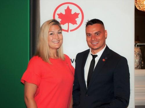 Air Canada et VAC en tournée à travers le Québec à la rencontre des agents