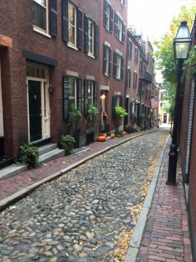 Halloween à Boston