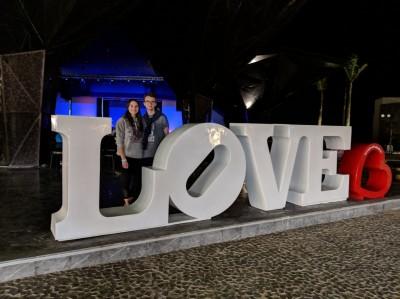Love at Palladium Costa Mujeres
