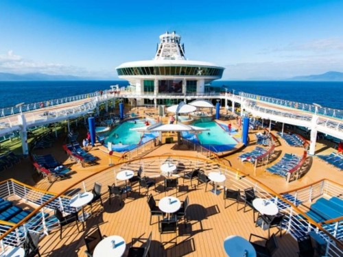Le Explorer of the Seas fera peau neuve
