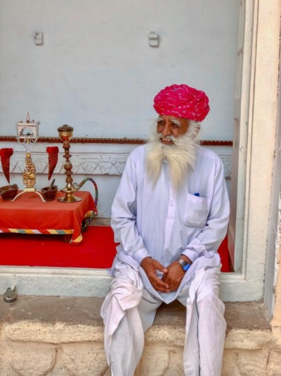 Vedette du Rajasthan