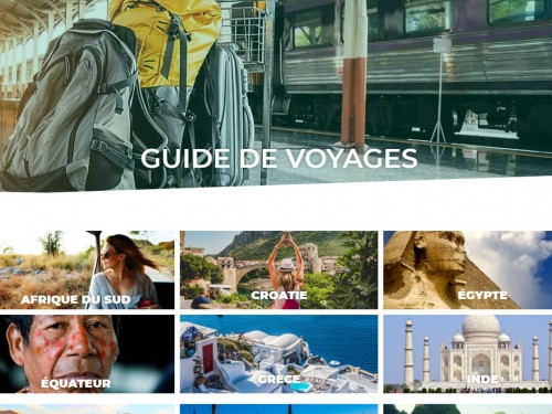Allô Destinations lance son nouveau site Web