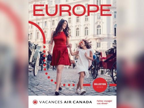 VAC dévoile sa nouvelle collection Europe pour 2020