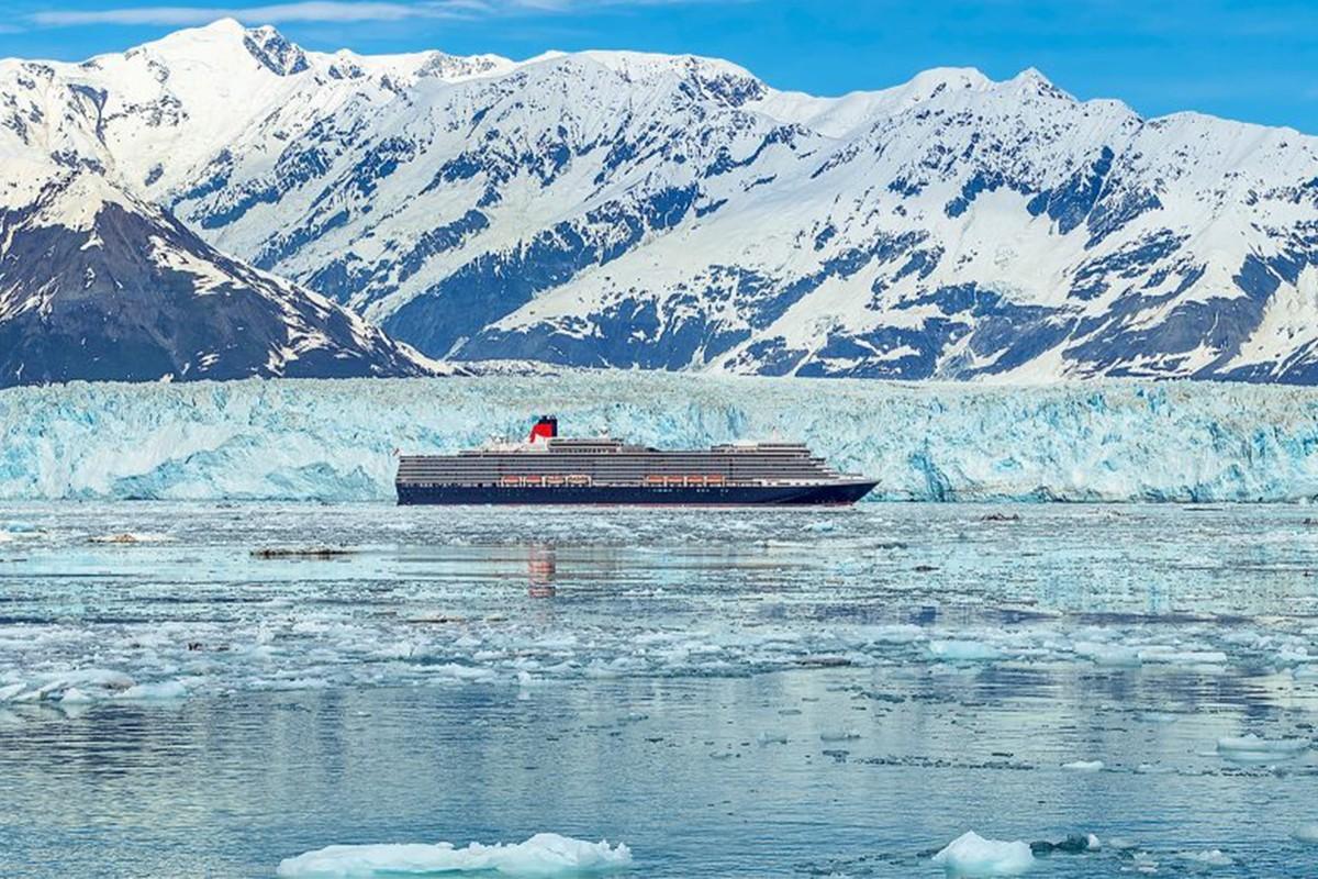 Cunard ajoute trois nouvelles croisières en Alaska pour 2020