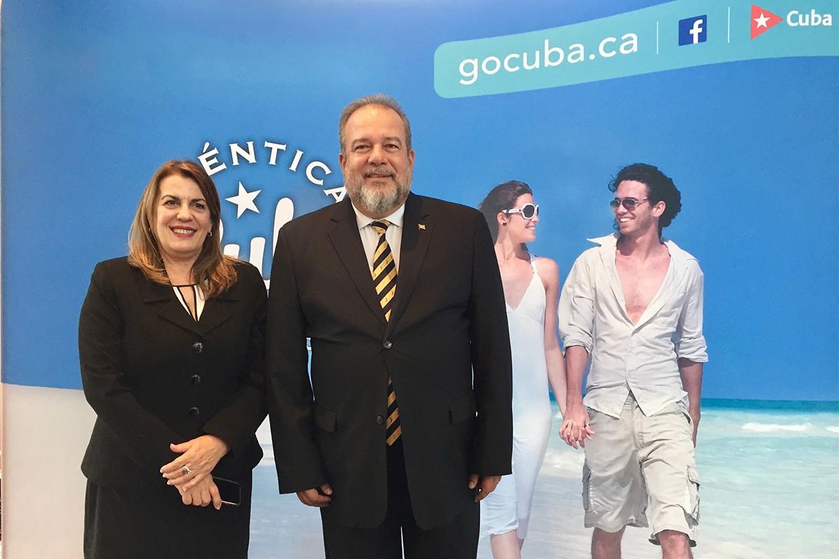 Cuba : le ministre du Tourisme fait le point à Montréal ; EXCLUSIF : Les premières images du Dreams Macao Beach Punta Cana