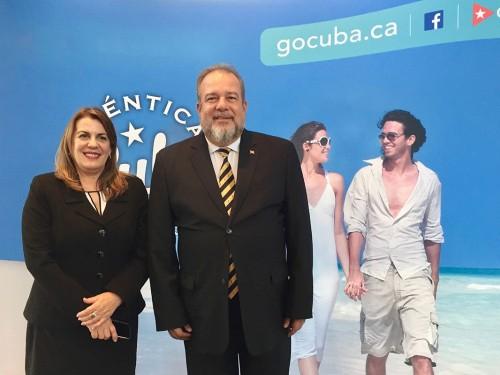 Cuba : le ministre du Tourisme fait le point à Montréal