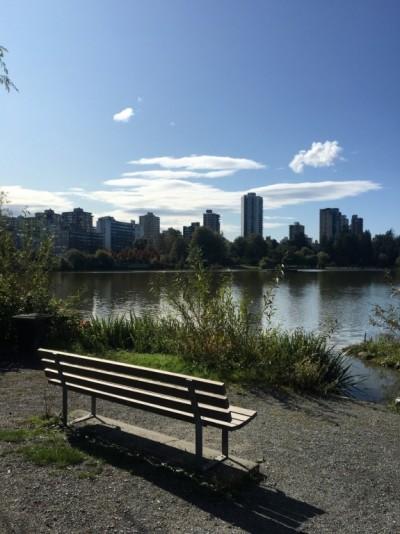Parc en ville