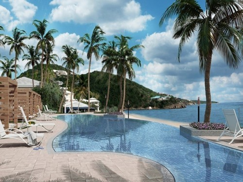 Marriott va ouvrir un nouveau complexe hôtelier dans les Îles Vierges américaines en 2020
