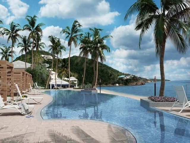 Marriott va ouvrir un nouveau complexe hôtelier dans les Île Vierges américaines en 2020