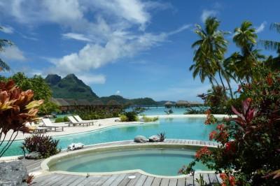 Bora Bora le paradis terrestre