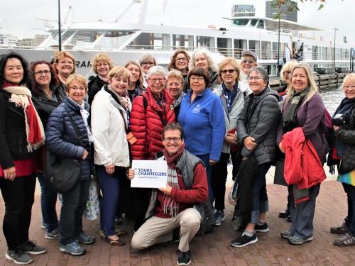Tours Chanteclerc : un éducotour « romantique » sur le Rhin