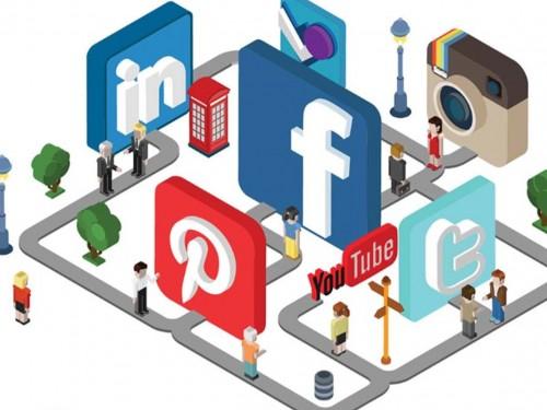 Les médias sociaux pour agences et petites entreprises