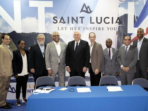 Sainte-Lucie aura bientôt un deuxième port de croisière