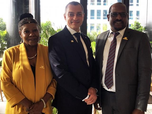 Avec la Martinique, pas de soucis