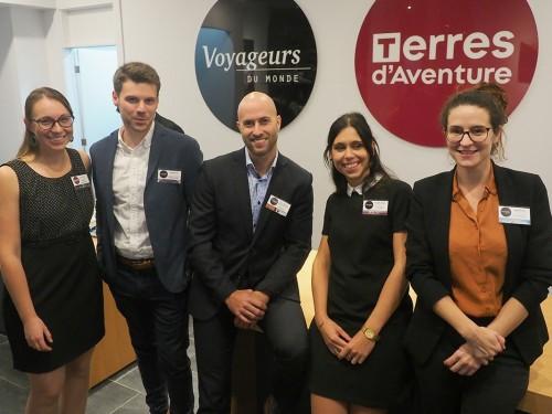 Voyageurs du Monde et Terres d'Aventure prend pignon sur rue dans un secteur historique de Québec