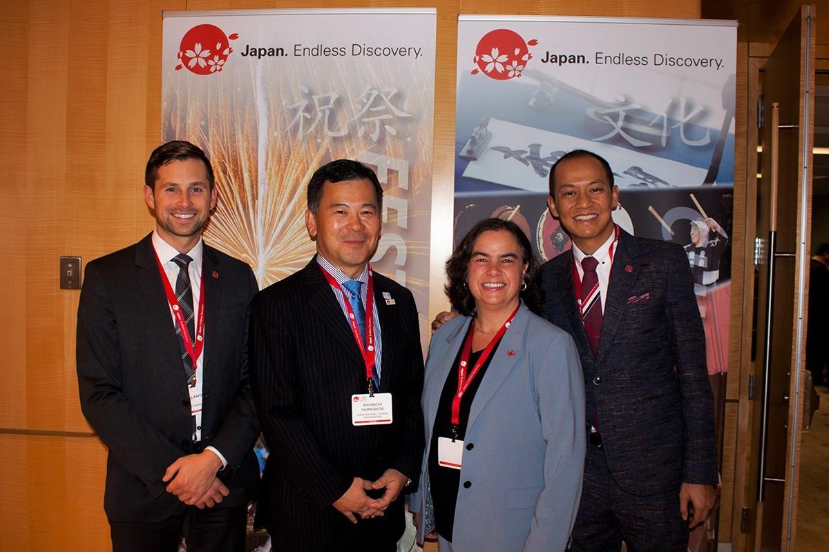 Le Japon plus que jamais proche du Canada et du Québec