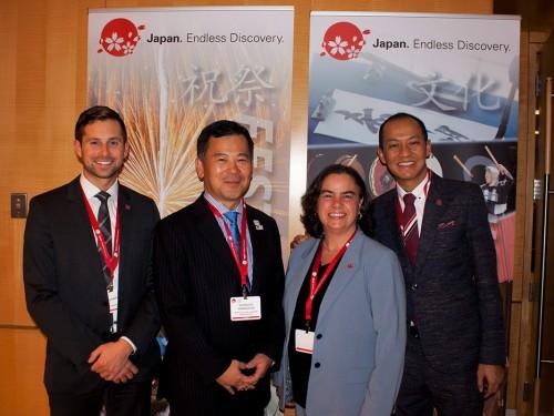 Japon : plus que jamais proche du Canada et du Québec