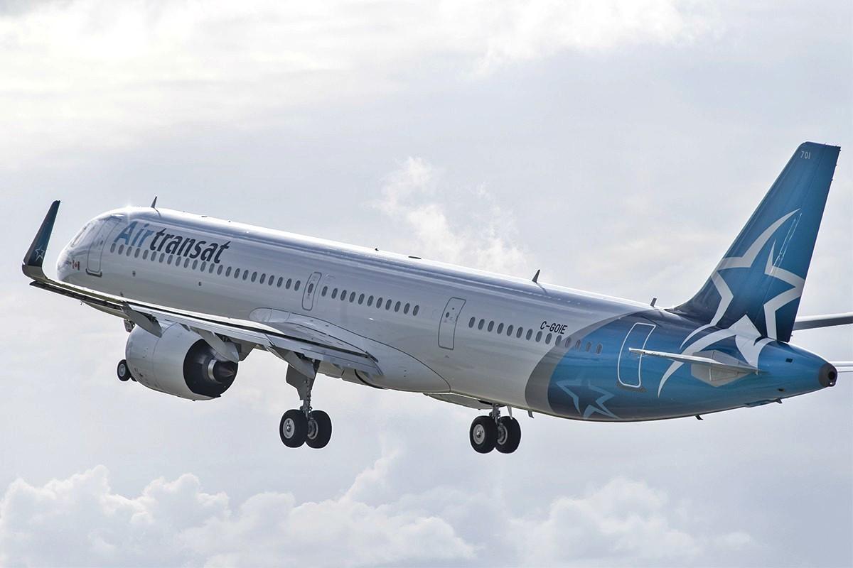 Air Transat exploitera 150 vols par semaine pour l'été 2020