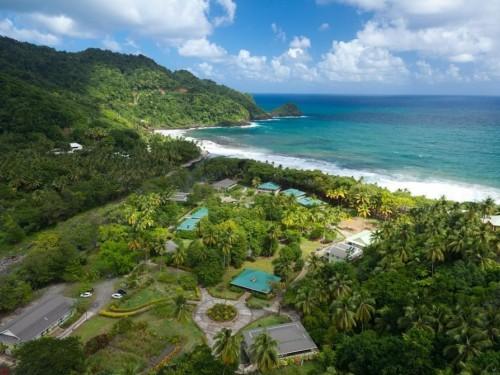 Rosalie Bay Eco Resort rouvre ses portes avec une nouvelle direction