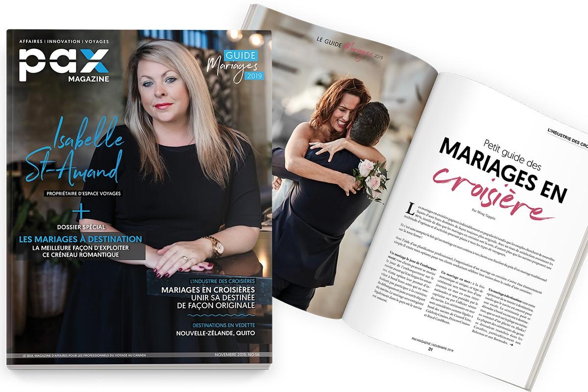 L'édition de novembre 2019 de PAX magazine est maintenant disponible ! ; Johan Marjanek de retour en grande forme chez VED
