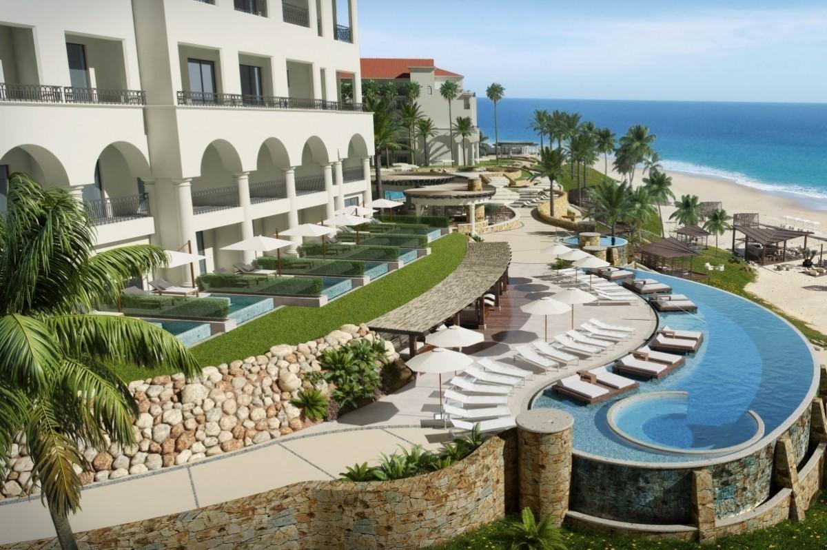 PHOTOS: le Hilton Los Cabos fait peau neuve