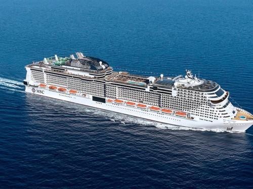 PHOTOS: découvrez le Grandiosa, nouveau navire de MSC Cruises