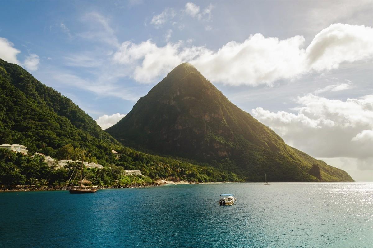 Nouveau record d'arrivées des visiteurs à Sainte-Lucie