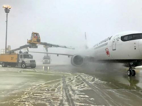 Premières chutes de neige : des retards et des annulations à prévoir ?