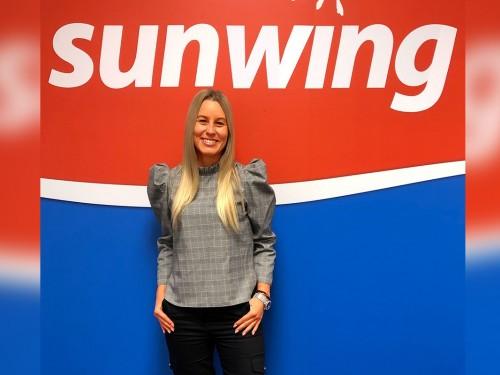 Une nouvelle gérante au développement des affaires chez Sunwing