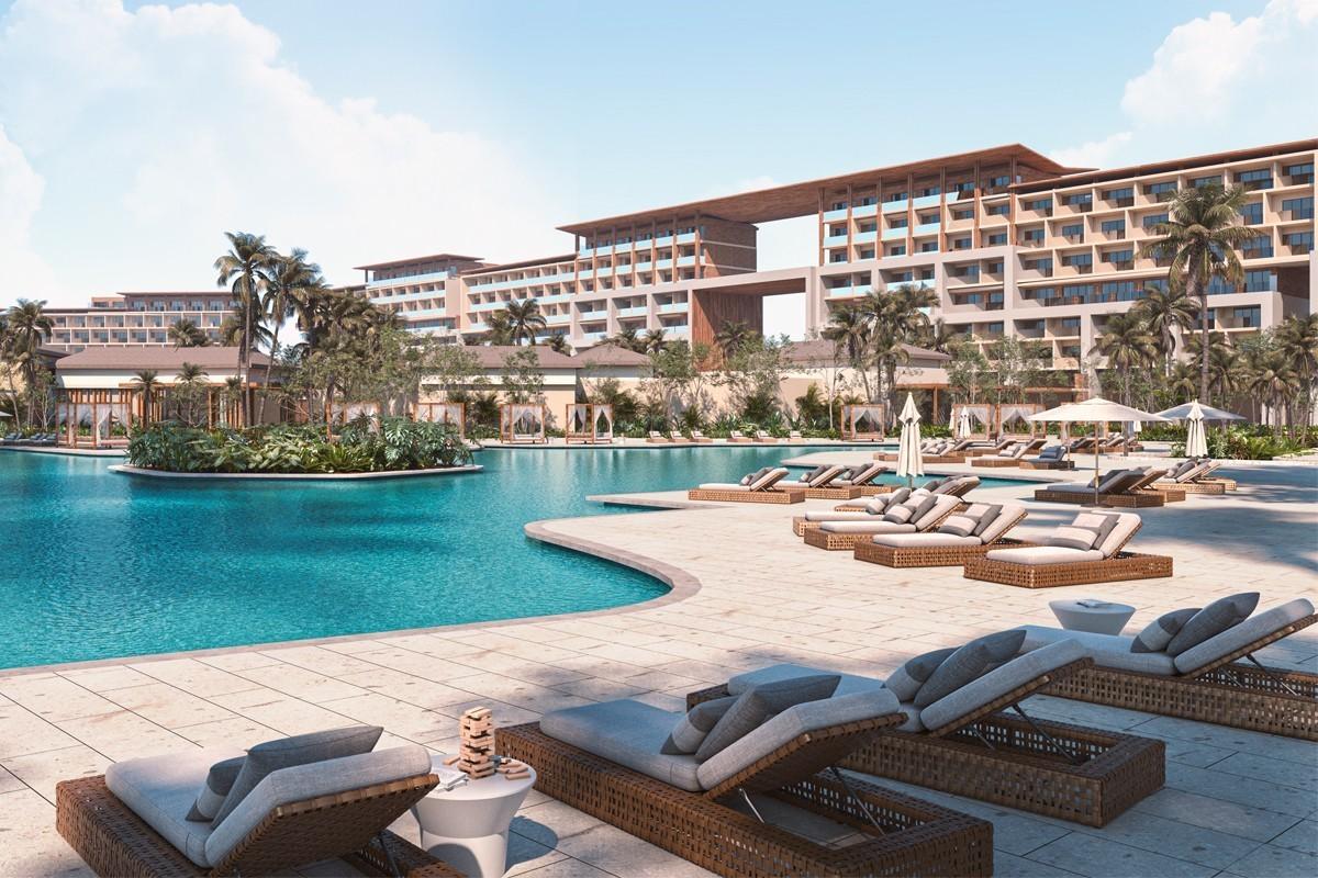 Marriott va ouvrir des hôtels tout-inclus en Jamaïque et à Curacao