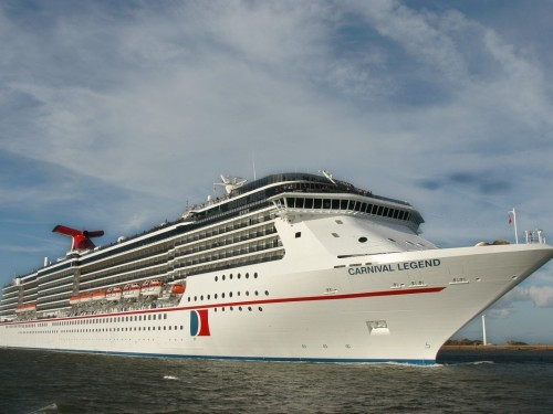 Le Carnival Legend visitera 58 ports européens en 2021