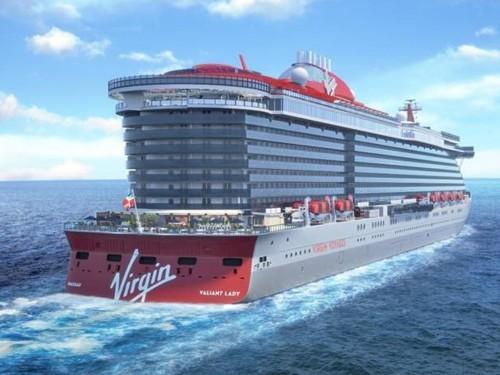 Virgin Voyages dévoile le nom de son deuxième navire