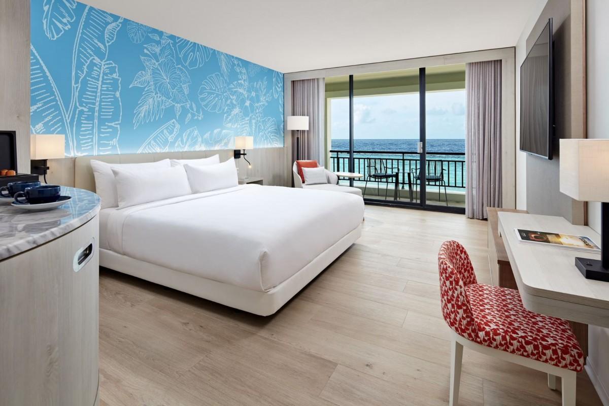 PHOTOS: le Curaçao Marriott Beach Resort rouvre ses portes après des rénovations