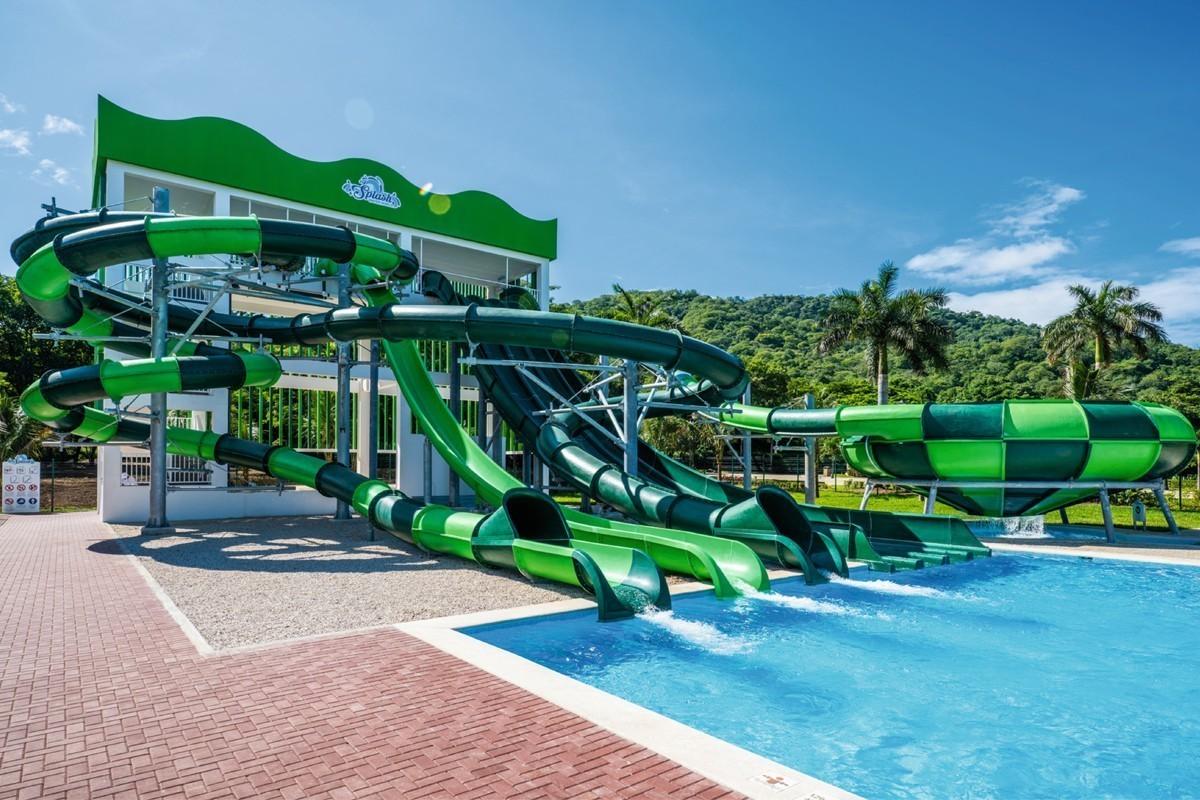 RIU ouvre son premier parc aquatique au Costa Rica