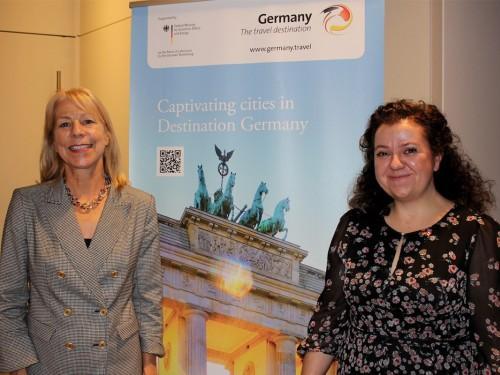 30 ans de tourisme allemand depuis la chute du mur de Berlin