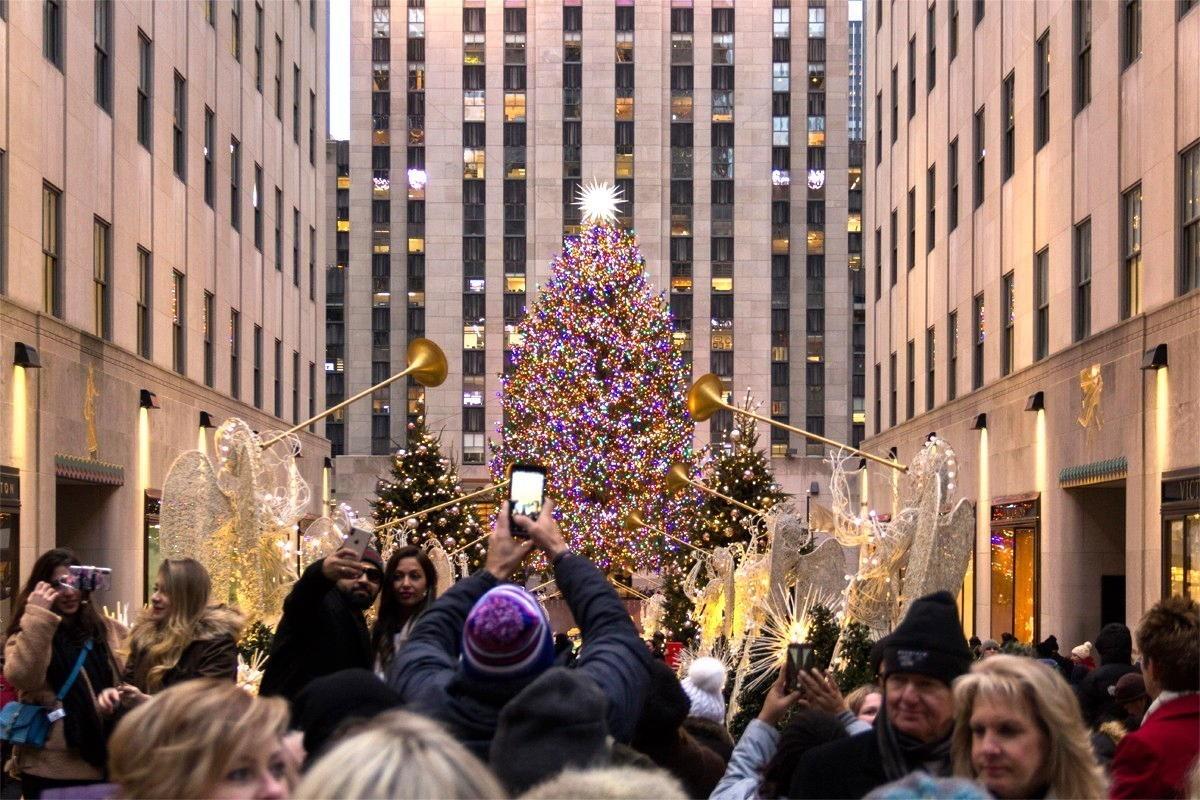 Le top 10 des choses à faire à New York pendant les fêtes de Noël
