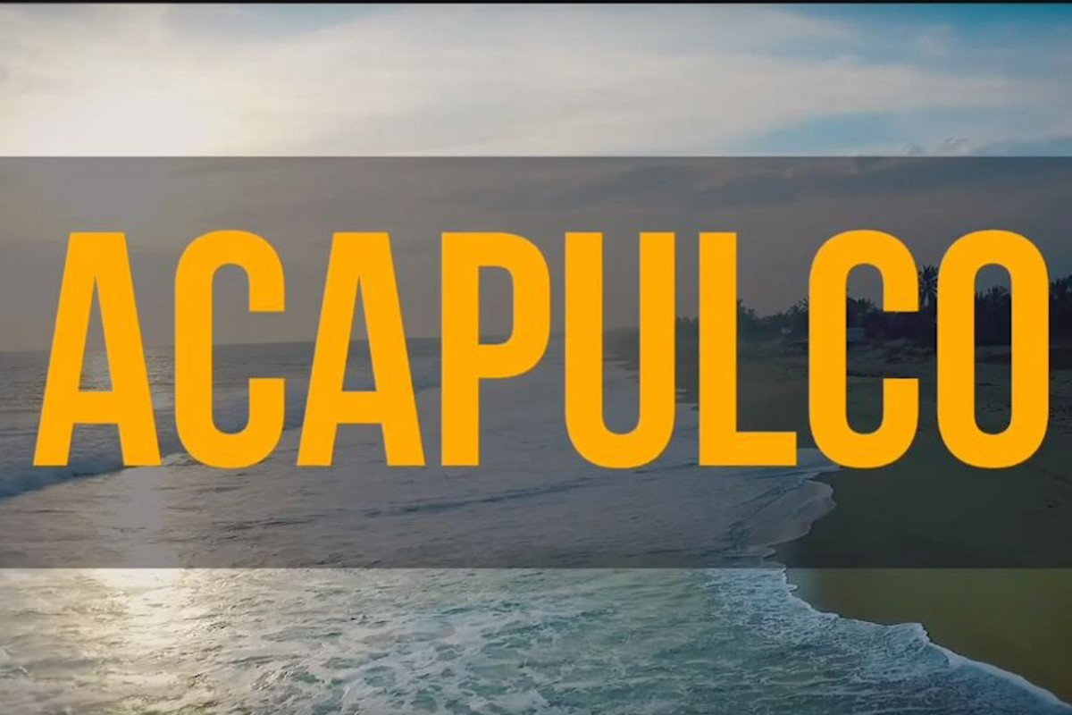 PUBLI-VIDÉO : Mieux Voyager à Acapulco