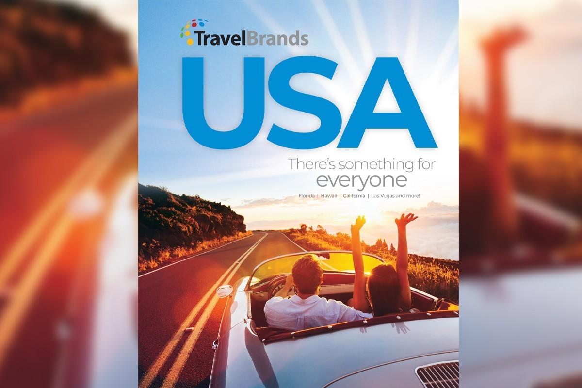 De nouvelles propriétés et visites présentées dans la brochure États-Unis de TravelBrands