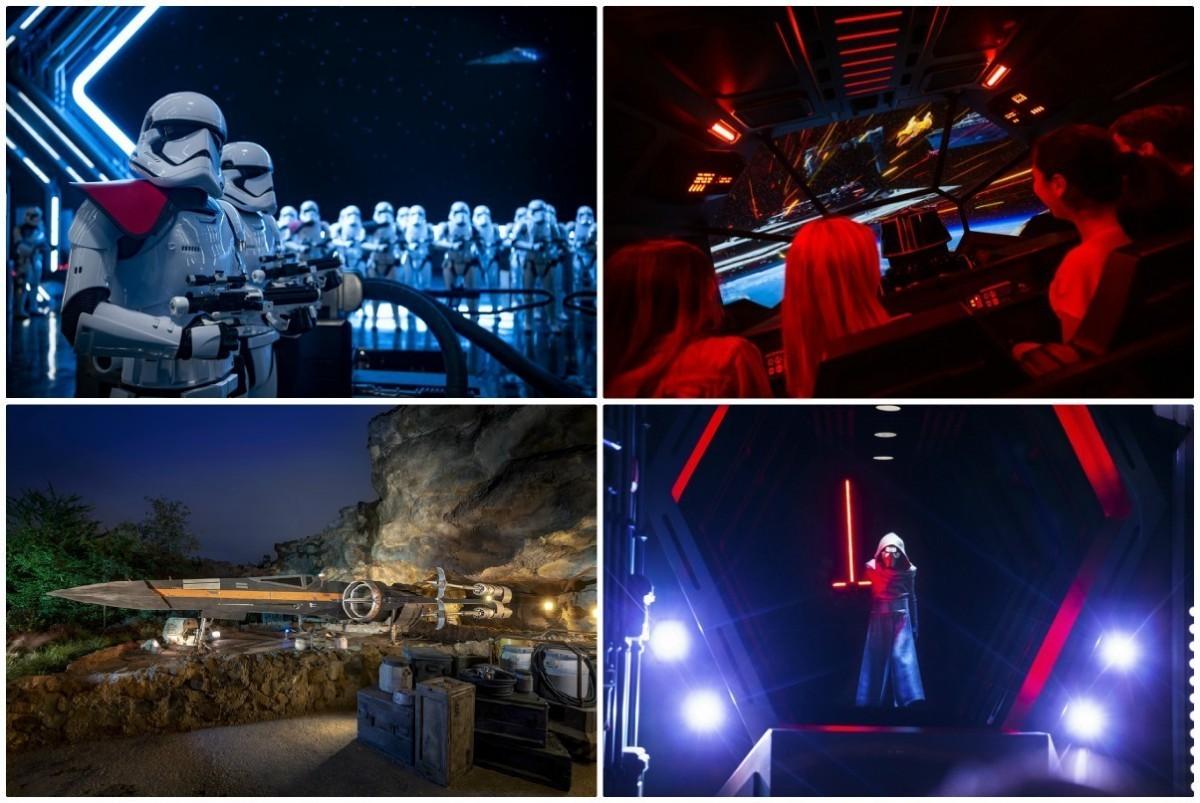 PHOTOS : Star Wars: Rise of the Resistance est maintenant ouvert à Walt Disney World