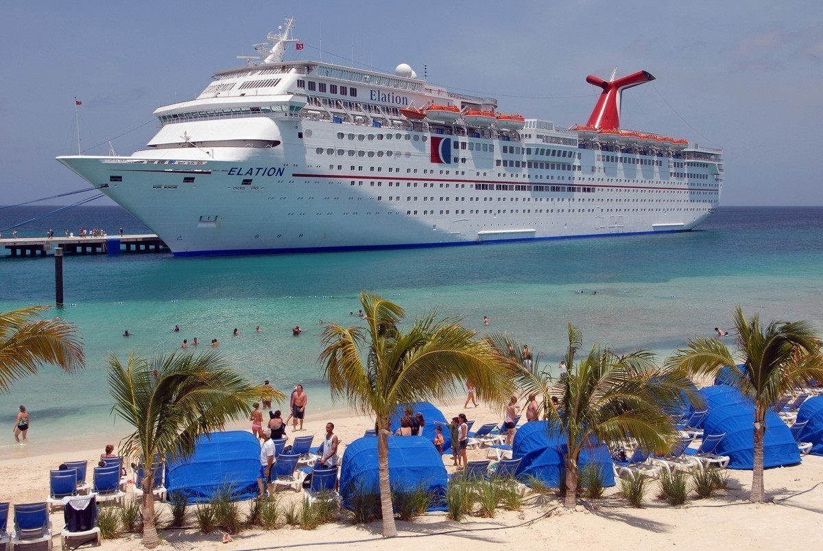 Carnival Corporation affiche ses efforts écolos