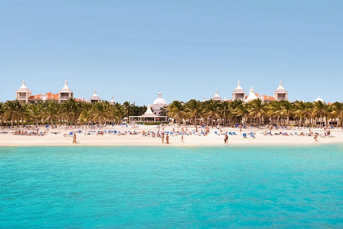 PHOTOS: Rénové, le Riu Palace Riviera Maya rouvre ses portes