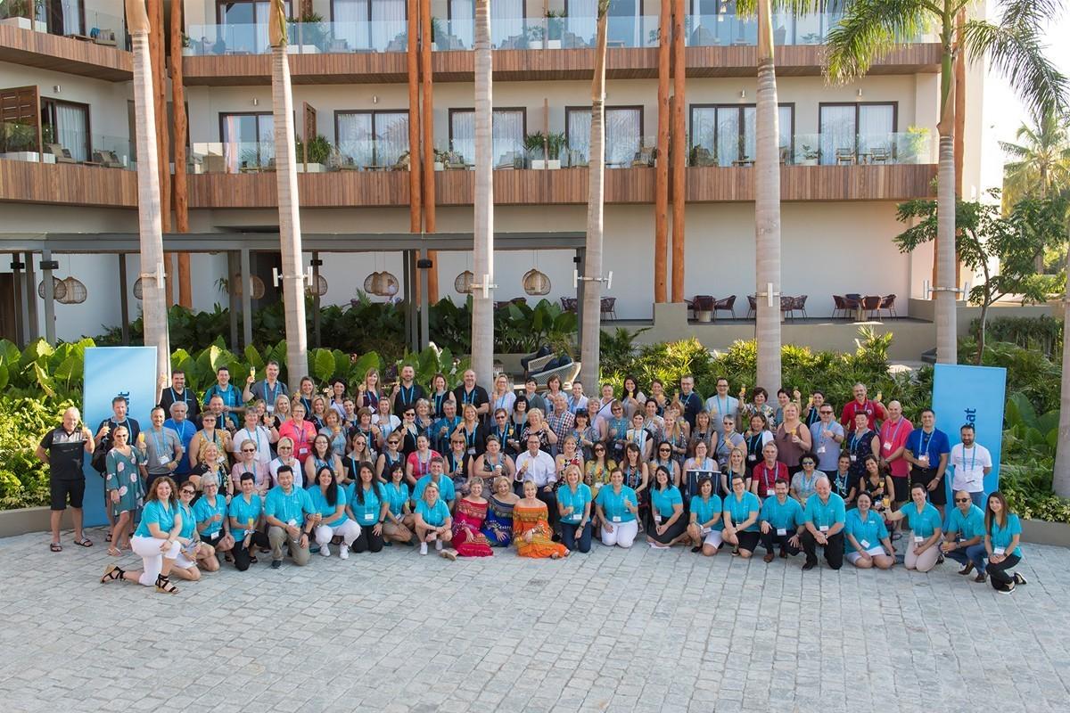 TDC lance sa conférence nationale 2019 au Mexique;PHOTOS: Rénové, le Riu Palace Riviera Maya rouvre ses portes