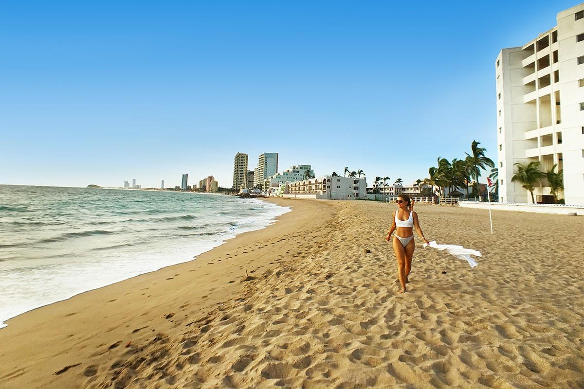 Pour tous les goûts sur les plages dorées de Mazatlán