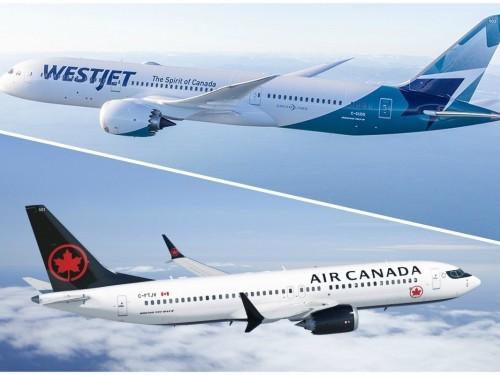 Contestée par Air Canada, l'OTC valide l'acquisition de WestJet par Onex