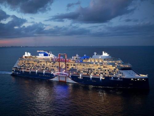 Celebrity Cruises dévoile son calendrier de croisières pour 2021 et 2022