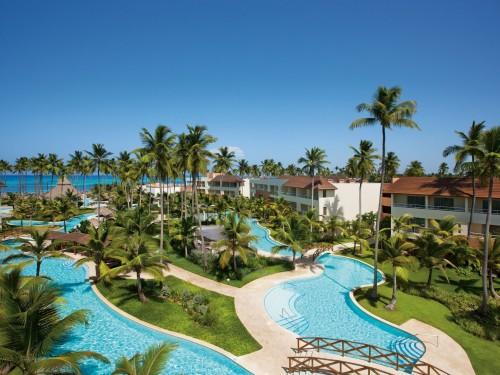 Deux hôtels AMResorts à Punta Cana affichent un nouveau look chic