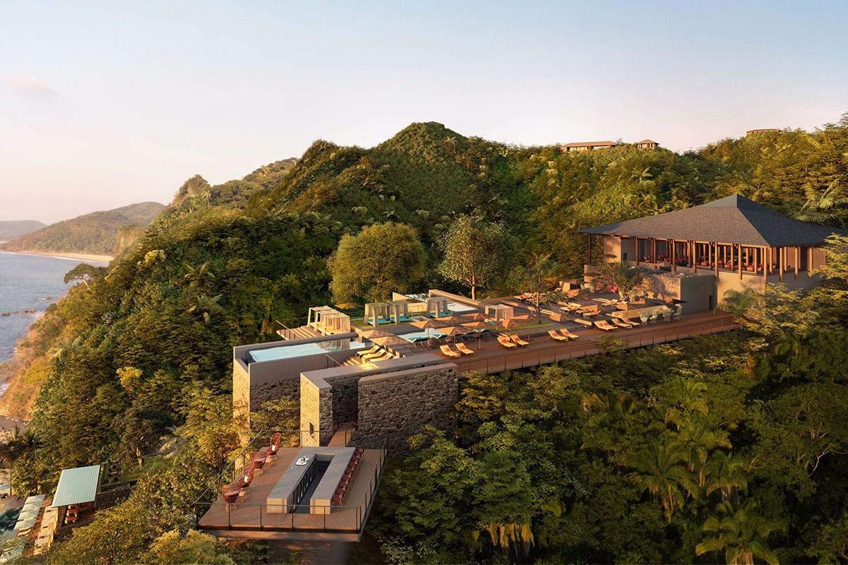 PHOTOS: One&Only Mandarina ouvrira ses portes le 1er juin sur la Riviera Nayarit